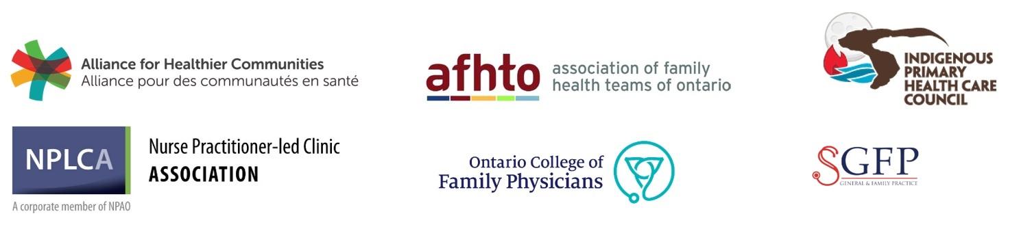 Primary Care Collaborative logos