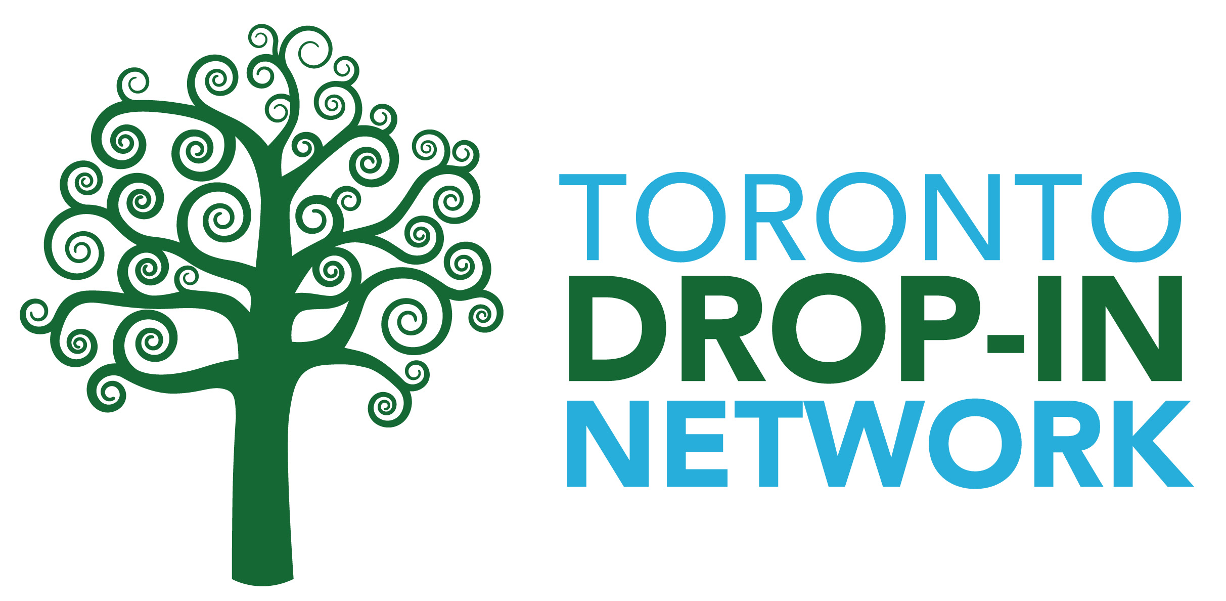 Logo for Toronto Drop-In Network