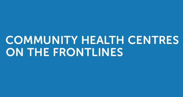 CHCs on the frontlines