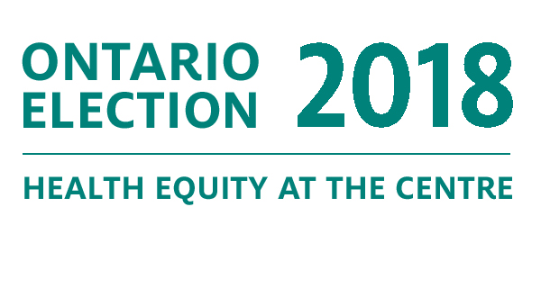 Image result for healthcare ontario election